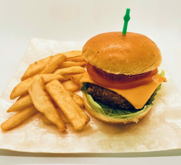 Vegan Cheeseburger - Life Loving Food Mix